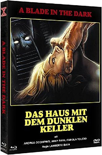 Das Haus mit dem dunklen Keller [Blu-ray] [Limited Edition]