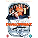 Arrested Development - Season 1-3 [DVD]by Jason Bateman