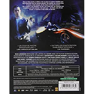 Looper - Edition limitée Combo Blu-Ray + DVD - Boitier métal avec lenticu