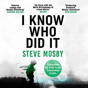 I Know Who Did It Audiobook