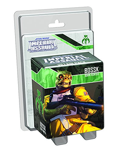 Star Wars: Imperial Assault Bossk Villain Expansion Pack - English