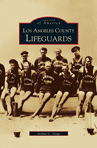 Los Angeles County Lifeguards [Verge, Arthur C] (Tapa Dura)