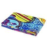 "Beach Towel 28"" x 58"" High Quality Premium Cotton by JGR Copa (New Flip Flops)"