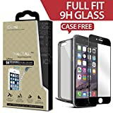 ICarez For Apple IPhone 6 [Full Fit Tempered Glass] [For Black Color IPhone 6 ] Highest Quality Premium Anti-Scratch...