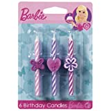 Decopac Barbie Icon Birthday Candles