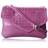 HOBO Vintage Perforated Luna Cross Body Handbag