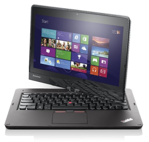 Lenovo ThinkPad Twist S230u 12.5-Inch Touchscreen Ultrabook (Black)