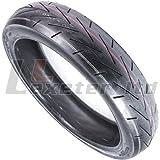 Motorcycle Tyre 100/80-17 P Tubeless for Honda CBR125R 2011