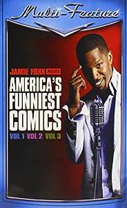 Jamie Foxx Presents America's Funniest Comics Vol.1 Vol.2 & Vol.3