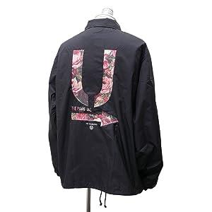 THE PARK・ING GINZA(ザ パーキング銀座) x UNDERCOVER(アンダーカバー) U 花柄COACH JACKET
