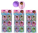 Disney Doc McStuffins Ring Cupcake Toppers x 18 pcs