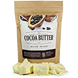 #9: Pure Raw Cocoa Butter (200 g) [Food-Grade Cacao Butter]