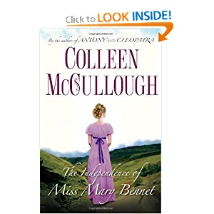 The Independence of Miss Mary Bennet - Colleen McCullough Audiobook