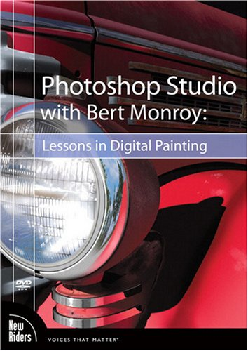 Photoshop Studio with Bert Monroy: Lessons in Digital Painting, DVD