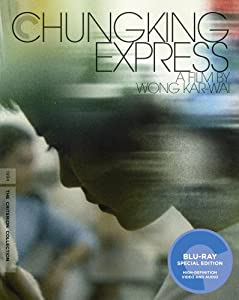Chungking Express (The Criterion Collection) [Blu-ray]