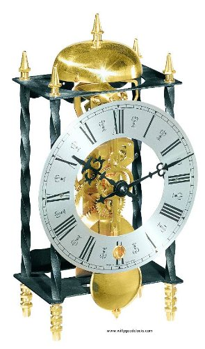 Hermle Classic 14-Day Table Clock-22734-000701
