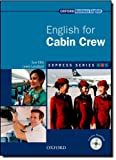 img - for English for Cabin Crew [With CDROM] (Oxford Business English) book / textbook / text book