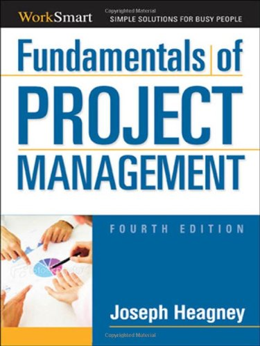Fundamentals of Project Management (Worksmart)