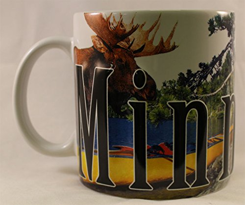 Minnesota - One 18 Oz. Coffee Mug