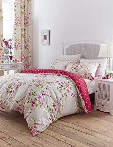 Catherine Lansfield Canterbury King Quiltset