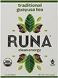 Runa Clean Energy, Traditional Guayusa Tea, 16-Count Tea Bags