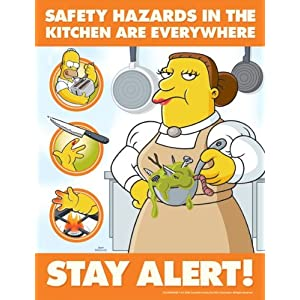 Safety Hazards In The Kitchen Are Everywhere Stay Alert