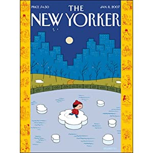 The New Yorker (Jan. 8, 2007) | [James Surowiecki, Malcolm Gladwell, Ian Frazier, David Denby, Anthony Lane]