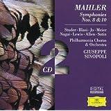 Mahler: Symphonies Nos. 10 & 8 (2 CDs)
