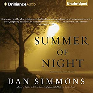 Summer of Night Audiobook