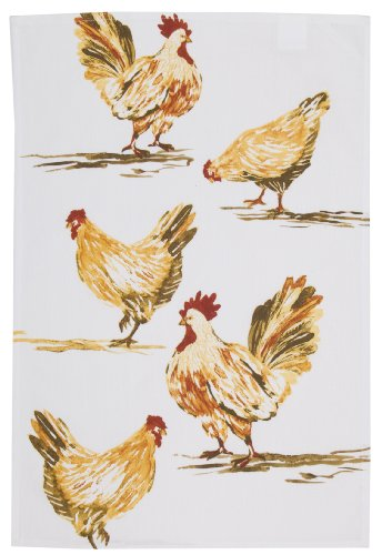 Now Designs Free Range Teatowel