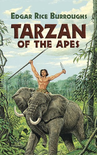 Image of Tarzan of the Apes