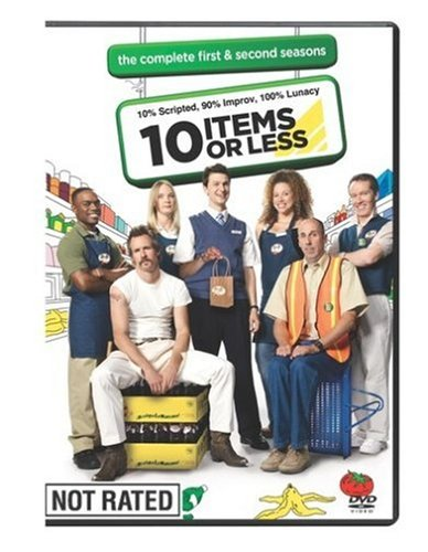 10 Items or Less - Seasons 1 & 210 Items or Less - Seasons 1 & 2