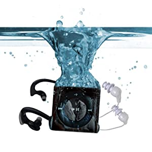 Underwater Audio Waterproof iPod Mega Bundle (Slate)