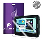 Fosmon Crystal Clear Screen Protector Shield for the Samsung Galaxy Tab 2 (7.0) P3100 - 3 Pack