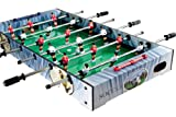 Gamesson 3 Ft Striker Table Top Football - Blue/Green/White