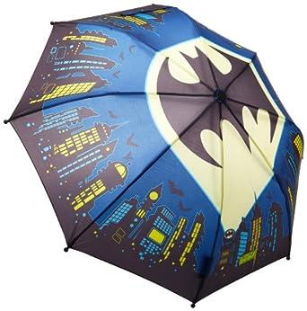 Western Chief Little Boys' Batman Umbrella, Black, One Size