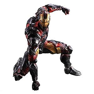 "Amazon.com: Sen-ti-nel ENX32248 Iron Man Variant ""Marvel Comics"" Play"