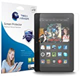 Tech Armor Clear Screen Protector for Kindle Fire HDX 8.9-inch (Pack of 2)
