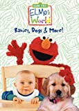 Elmo's World - Babies Dogs & More [DVD] [Import]
