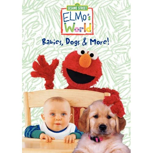 Amazon.com: Elmo's World - Babies, Dogs & More: Kevin Clash, Ted May