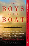 img - for The Boys in the Boat: Nine Americans and Their Epic Quest for Gold at the 1936 Berlin Olympics book / textbook / text book