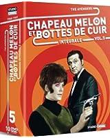 Chapeau melon et bottes de cuir : The Avengers, Vol.5 - Coffret 10 DVD