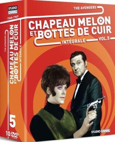 Chapeau melon et bottes de cuir the avengers vol 5 dvd preisbarometer - Chapeau melon et bottes de cuir purdey ...