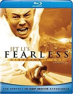 Jet Li's Fearless (Director's Cut) [Blu-ray]