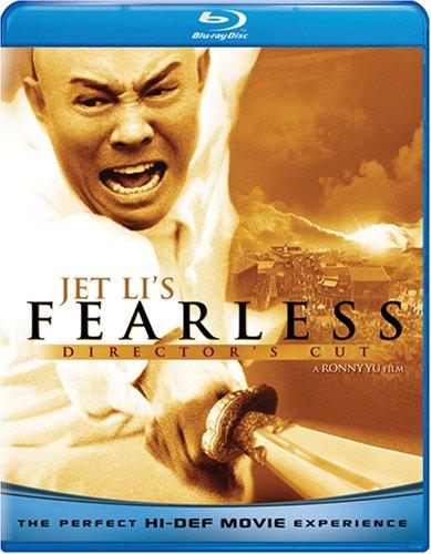 Бесстрашный (Режиссерская версия) / Huo Yuan Jia / Fearless (Director's Cut) (Ронни Ю /Ronny Yu) [2006 г., Боевик, Драма, Blu-ray Rip]