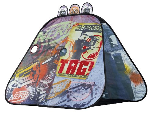 NERF Pop-Up Tent Combat Shelter