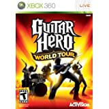 Guitar Hero World Tour - Xbox 360 (Game only) (Color: One Color, Tamaño: One Size)