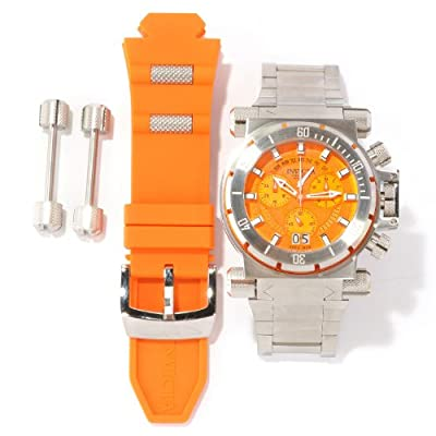 Invicta Men's Coalition Forces Swiss Quartz Chronograph Watch 11535