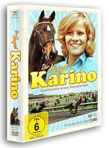 Der Hengst Karino (3 DVDs)