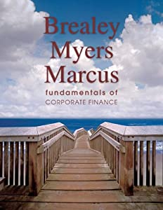 corporate finance answer key canadian edition Principles of corporate finance, second canadian edition answers to selected end-of-chapter companion website -- principles of corporate finance.